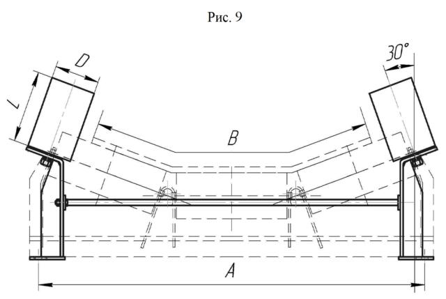 Роликоопора нижняя для ленточных конвейеров элеватор в тихорецке